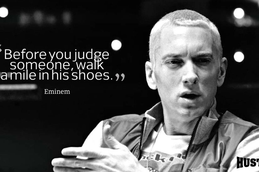 ... 15 Quoted Eminem Wallpapers That Must Be In Your Collection ...