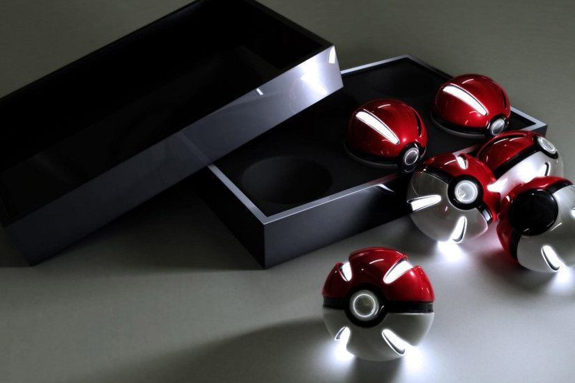Pokemon 3D Wallpaper | 3D Pokemon Pokeball