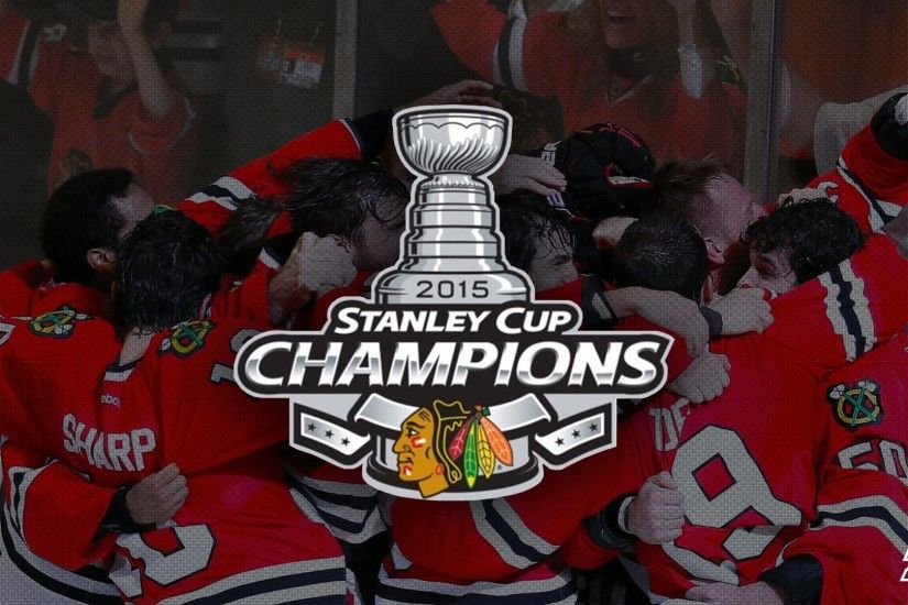 NHL Chicago Blackhawks Stanley Cup Champions wallpaper HD. Free .