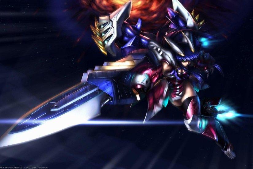 Hd Gundam Themes: Xenogears Wallpaper ·① WallpaperTag