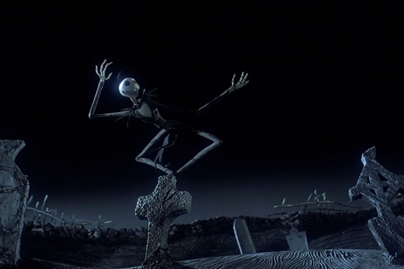 the nightmare before christmas theme background images, 1920x1080 (175 kB)