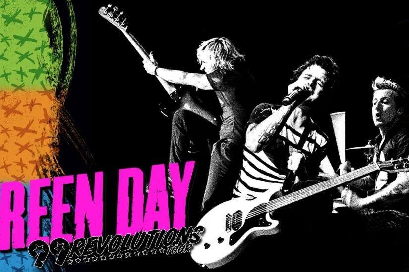 Green Day Wallpapers Wide
