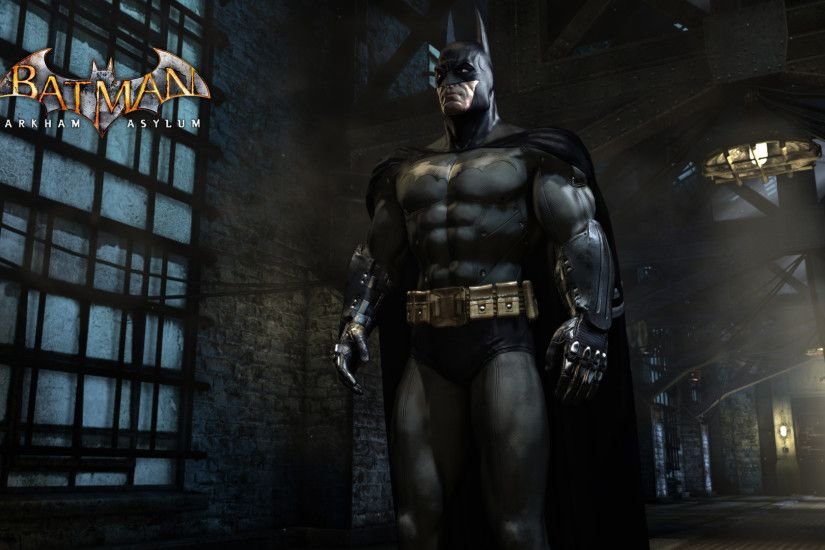 Batman Arkham Asylum Pictures 01958