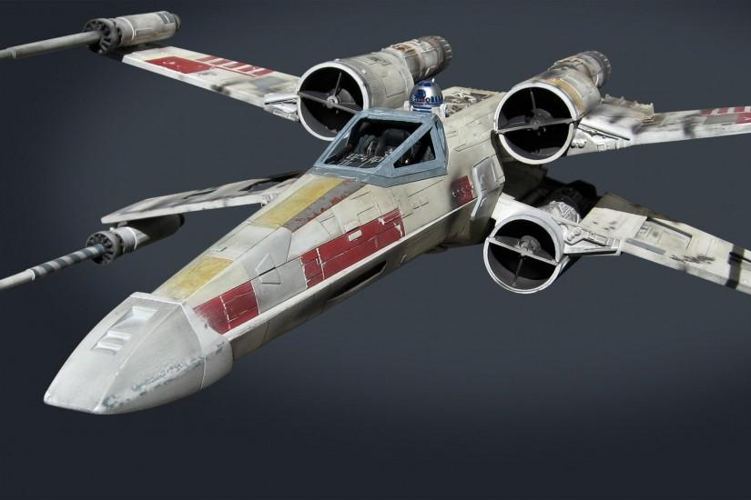 STAR WARS X -WING spaceship futuristic space sci-fi xwing wallpaper |  2400x1175 | 811208 | WallpaperUP