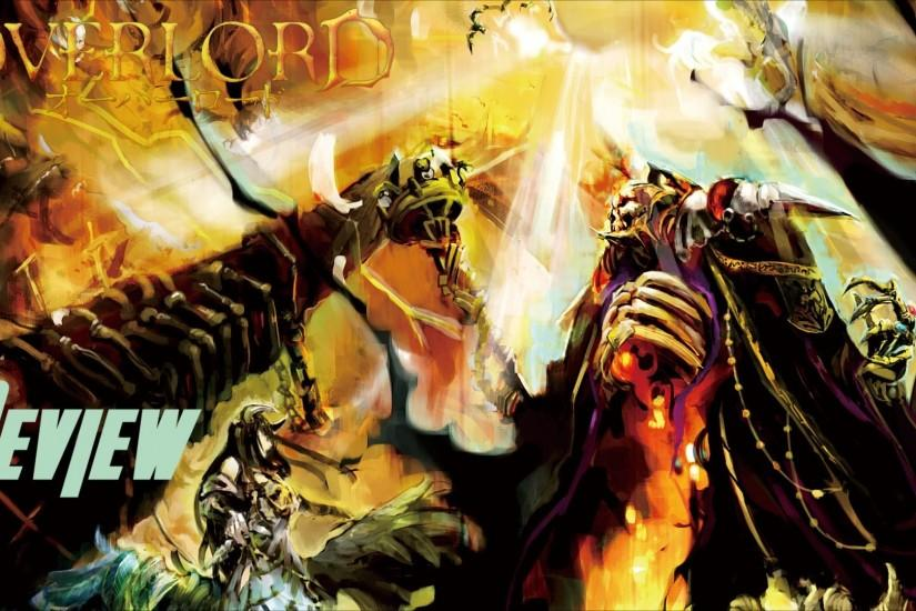 Review Overlord Light Novel / Romance