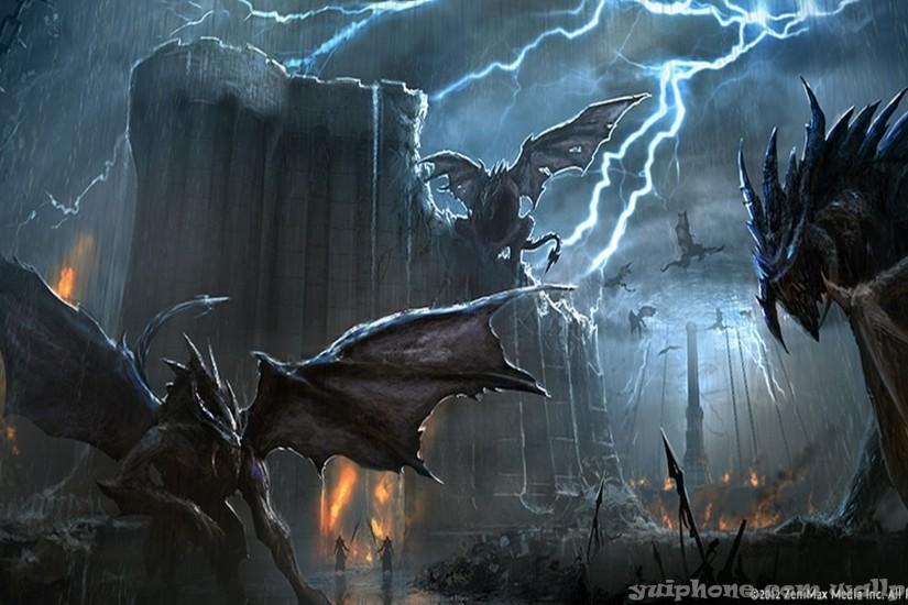 Elder Scrolls Online wallpaper ·① Download free beautiful High