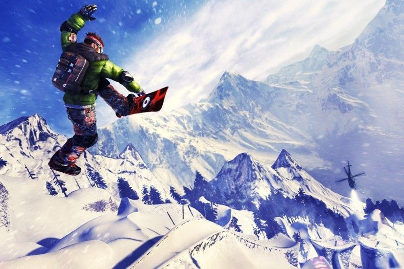 Snow Sports Snowboarding Snowboard Fresh New Hd Wallpaper [Your .