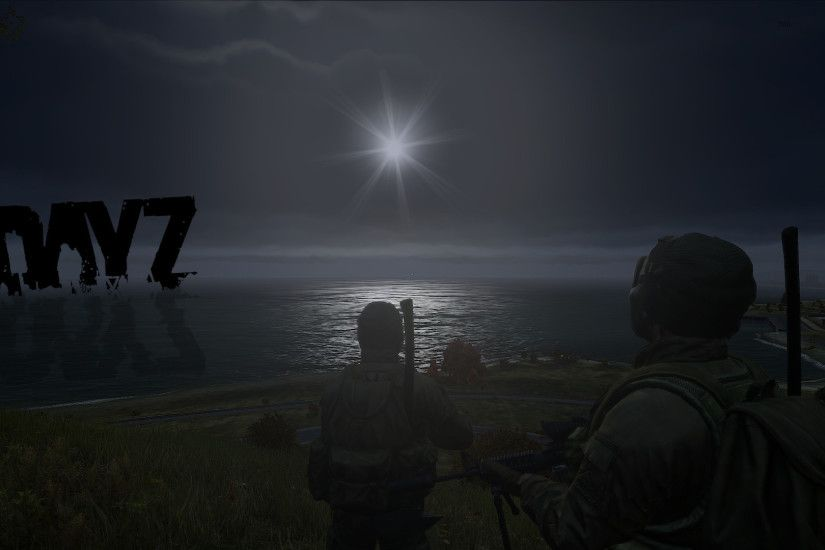 A simple DayZ Wallpaper