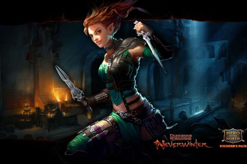 6 Dungeons u0026 Dragons Neverwinter HD Wallpapers Backgrounds