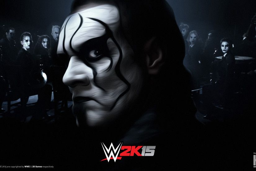 WWE2K15 Wallpaper Sting Kupy