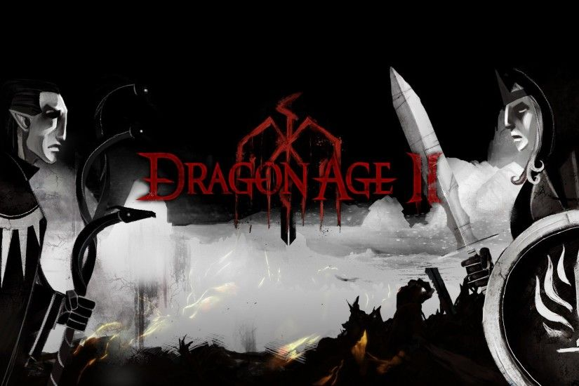 Video Game - Dragon Age II Wallpaper