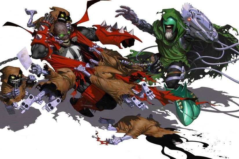 ... Spawn HD Wallpaper 2880x1800
