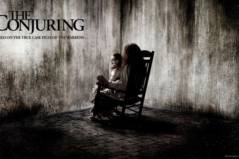 The Conjuring Horror Movie Wallpaper for 1920x1080