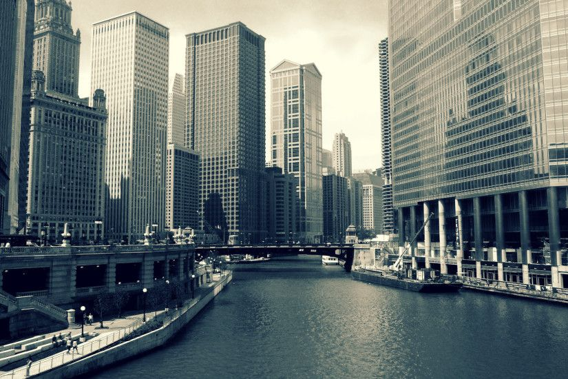 Download: Old Chicago HD Wallpaper