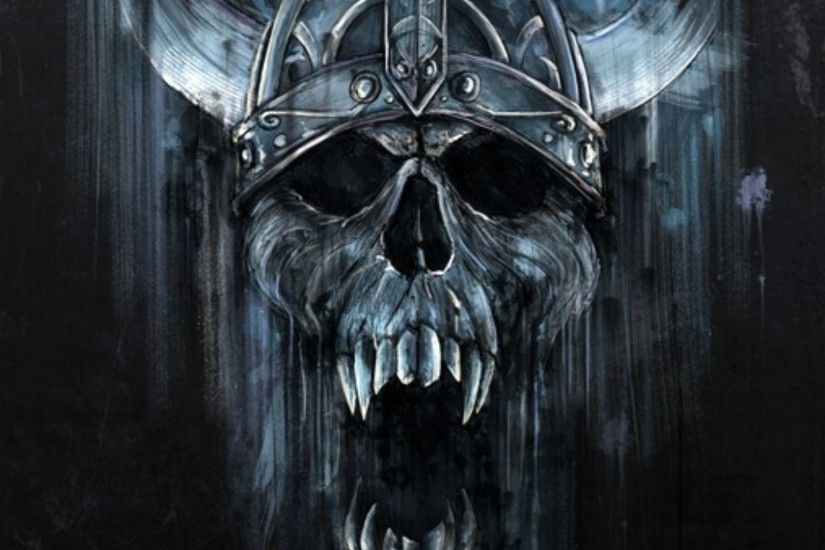 HD Skull Wallpapers Wallpaper