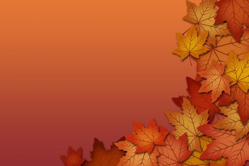 Autumn leaves wallpaper - 1009269