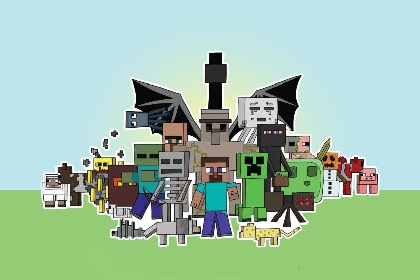 Wallpaper Generator with skins Other Fan Art Fan Art Show Minecraft  Wallpapers Creator Wallpapers)