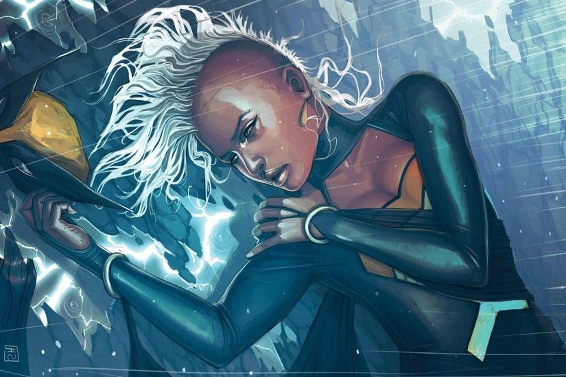 ... 28 Storm (X-Men) HD Wallpapers | Backgrounds - Wallpaper Abyss ...