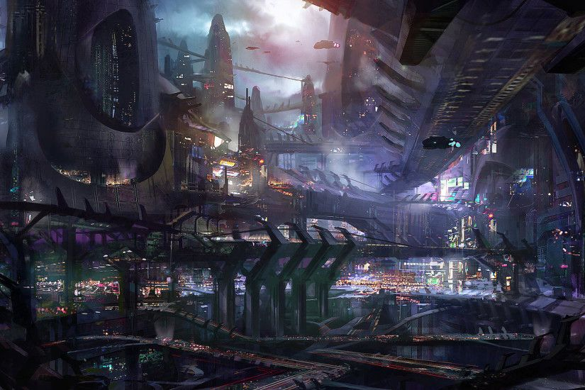 ... 14760 Sci Fi HD Wallpapers | Backgrounds - Wallpaper Abyss ...