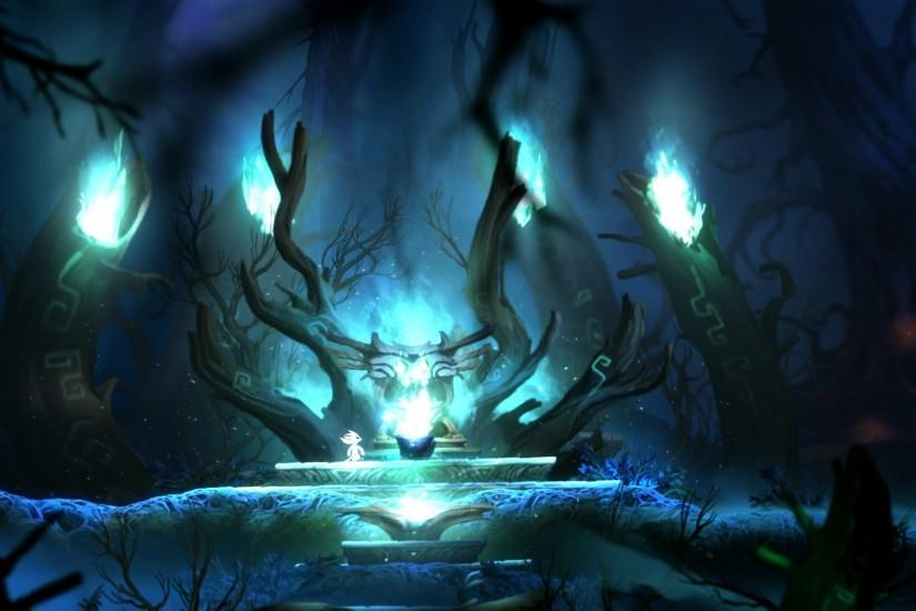 ori and the blind forest wallpaper 1920x1080 smartphone