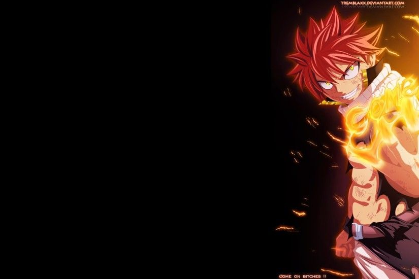 natsu dragneel wallpaper deviant art hd anime 1920x1080 a057.