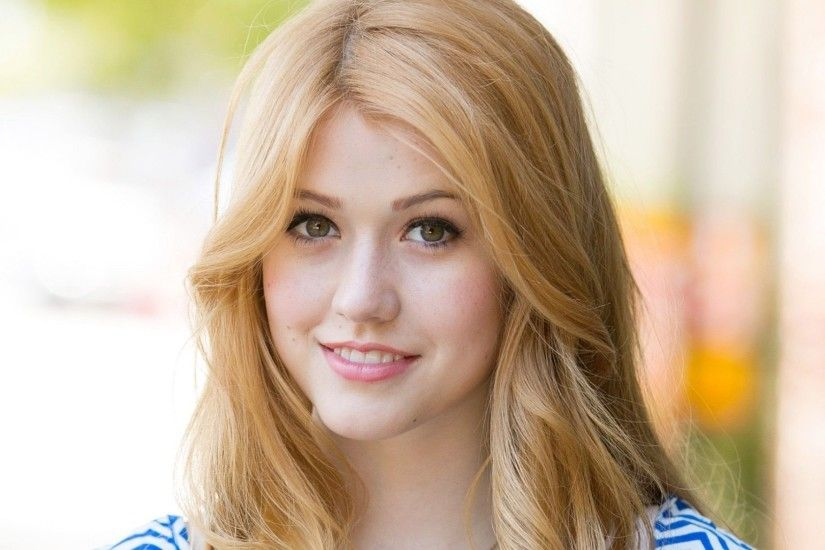 Katherine McNamara blonde Wallpaper