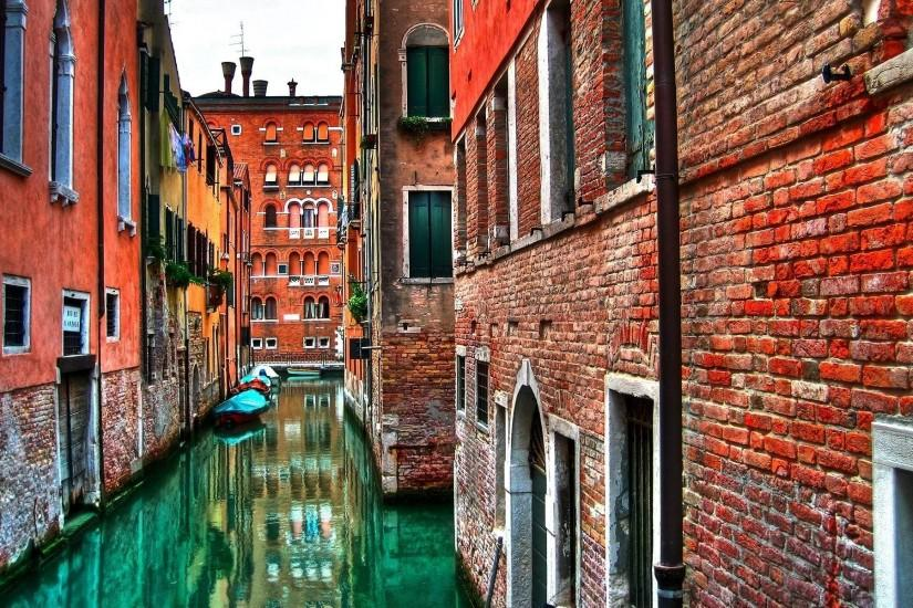 Venice Italy Wallpaper Travel Hd Desktop Wallpapers | ZiCars