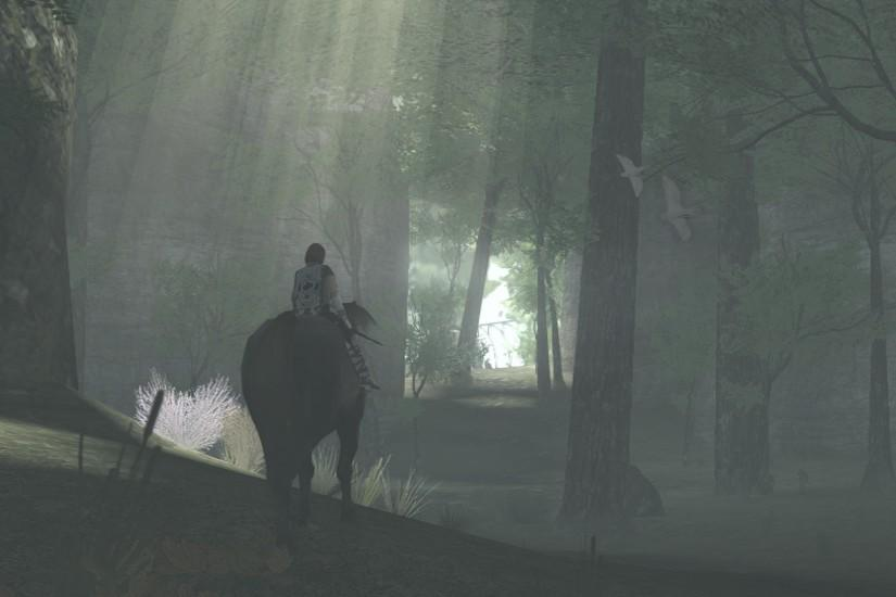 popular shadow of the colossus wallpaper 1920x1080