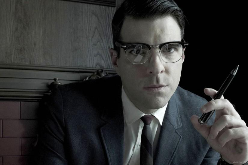American Horror Story Zachary Quinto picture