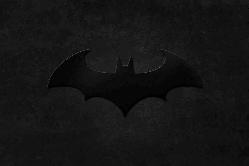 Free Batman Logo Wallpaper