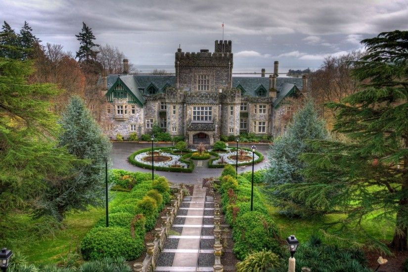 castle canada british colombia