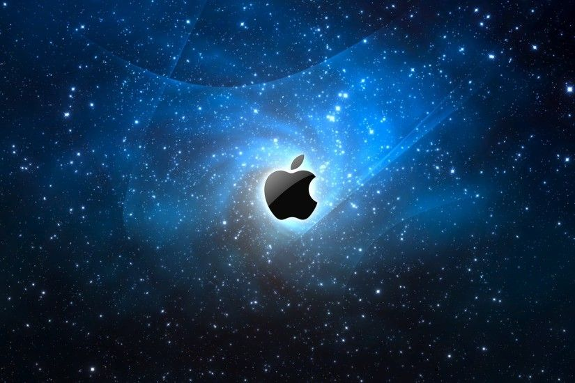 Download Wallpaper 2560x1440 Apple, Mac, Brand, Logo, Colorful