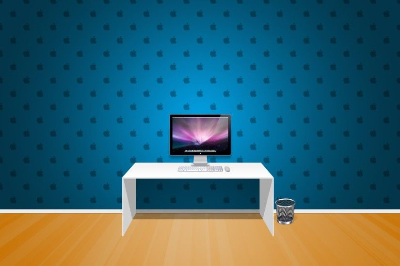 Apple Room Wallpaper Apple Computers