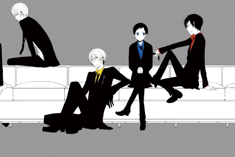durarara wallpaper 3200x1118 iphone