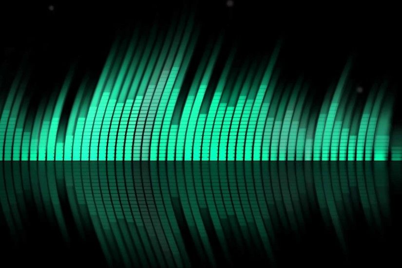 Sound waves wallpapers | Freshwallpapers