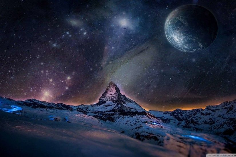 Hd Space Wallpapers 1080p - WallpaperSafari