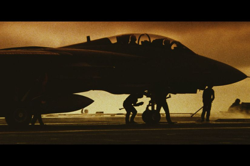 From the opening of Top Gun Image source