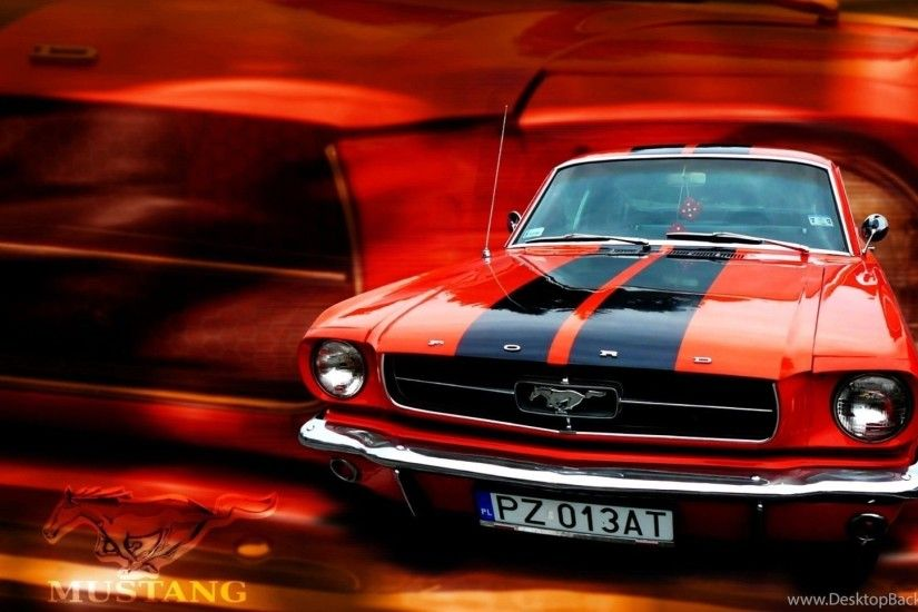red ford mustang wallpapers hd wallpaper backgrounds of 1920x1080