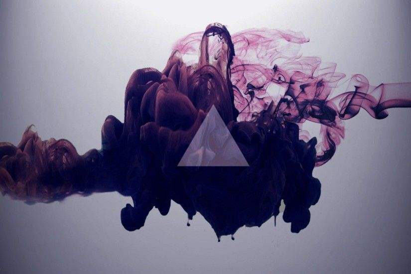 Indie Tumblr Triangles High Definition Wallpaper for Desktop .