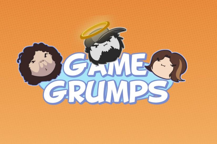 I couldn't find a basic Game Grumps background in HD... So I made one!  WARNING: DON'T USE IT IF YOU DON'T WANT HALO JON ON IT.