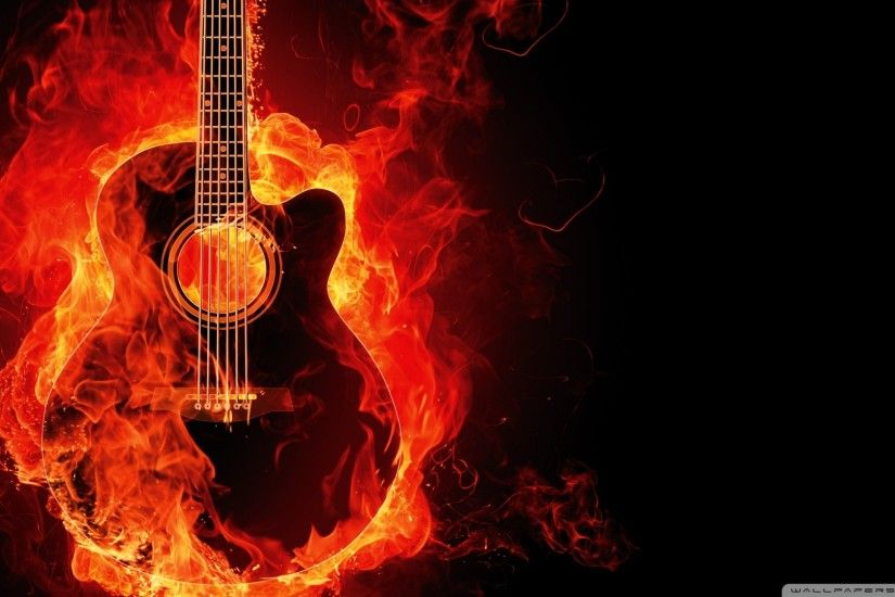 ... Cool Guitar Backgrounds (73 Wallpapers) – HD Wallpapers ...