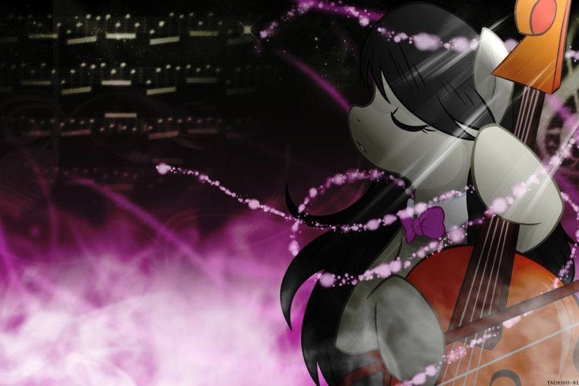 ... Octavia is the Element of Music - Wallpaper by Tadashi--kun