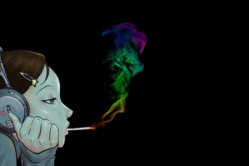 Cartoon Characters Smoking Weed Wallpaper 3D Wiz Khalifa Smoking Wallpaper  | Hd Wallpapers | Pinterest |