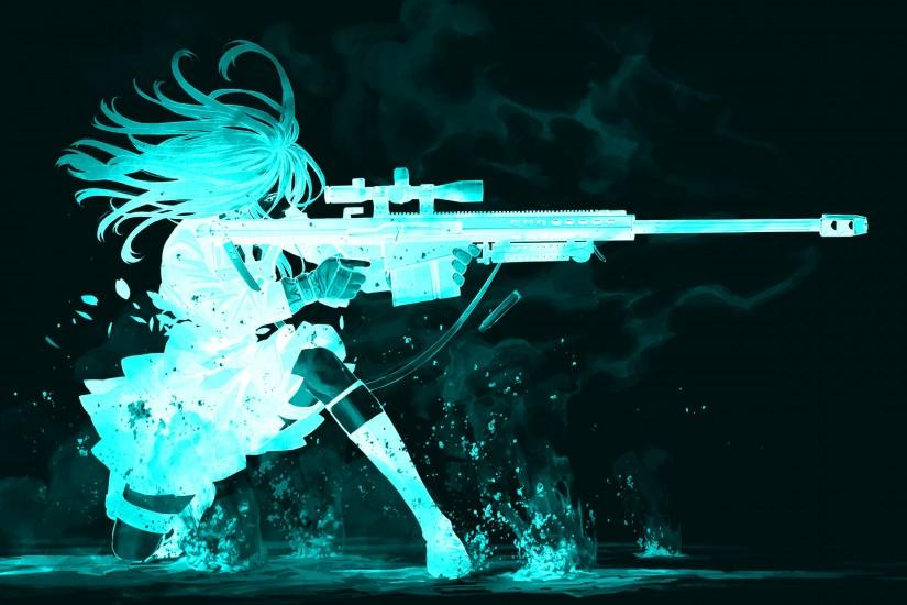 Gun Girl Computer Wallpapers, Desktop Backgrounds | 2560x1600 | ID .