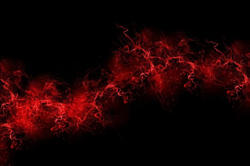 1920x1080 Wallpaper black background, red, color, paint, explosion .