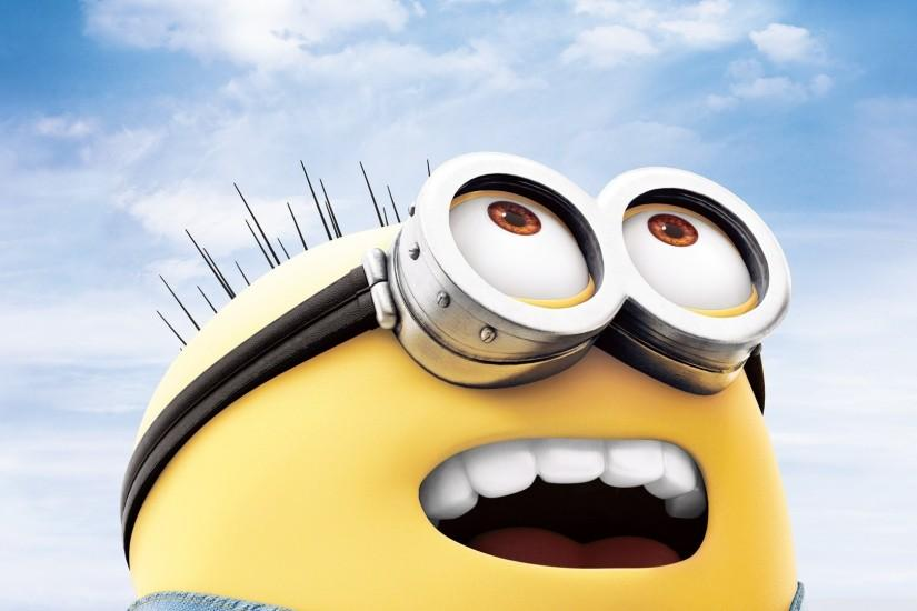cool minions wallpaper 1920x1080 for ipad pro