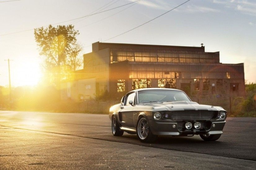 Modified Ford Shelby Mustang GT500 Eleanor 1967 - Gallery Modification