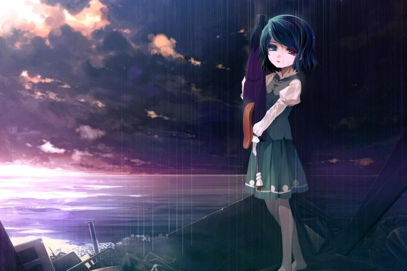 Sad Anime Girl Love Wallpapers Full Hd 1080P Sad Wallpapers Hd, Desktop  Backgrounds 1920X1080
