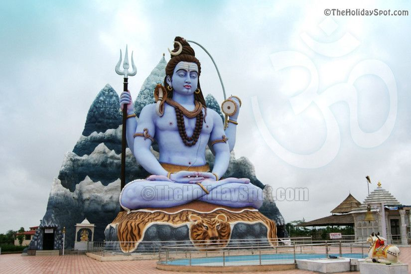 Idol of Lord Shiva