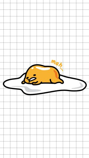 gudetama wallpaper | Tumblr